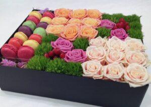 Заказать цветы в Днепре с доставкой